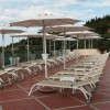 Lettino prendisole ULISSE Design, Crema Outdoor