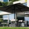 Cuscino DEDALO per base ombrellone, Crema Outdoor