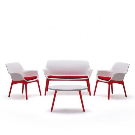 LUXOR lounge set, B:Design, BICA (pallet completo)