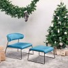 LISA LOUNGE armchair, Scab Design