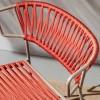 LISA LOUNGE FILO' armchair, Scab Design