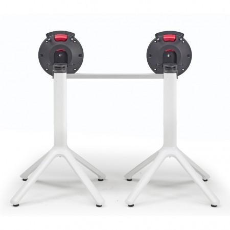 Basamento tavolo NEMO DOPPIO affiancabile, Scab Design