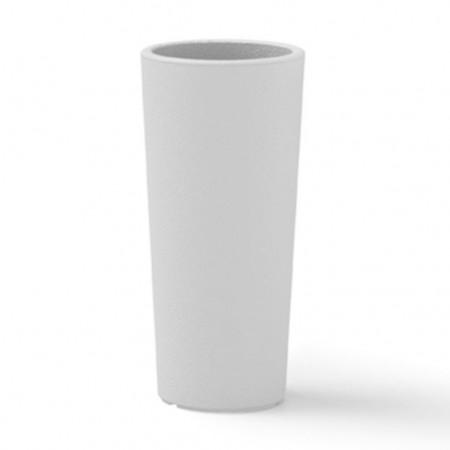 CLOU round cache-pot vase h100, VECA