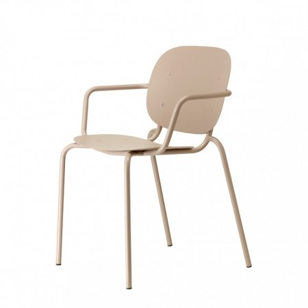 SI-SI chair with armrests, Scab Design