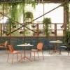Sedia SI-SI Wood con braccioli, Scab Design