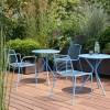Sedia SUMMER con braccioli, Scab Design