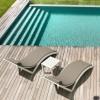 Mattress for SLIM sunlounger, Siesta Exclusive