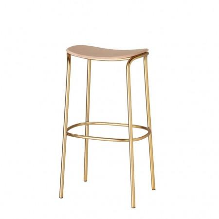 TRICK WOOD stool, Scab Design