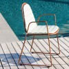 SILVA chair, Crema Outdoor
