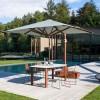 Maxi umbrella PAN, Crema Outdoor